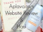 Aplava Website Review Haul