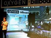 Oxygen Billboard Where Fashion Meets Passion