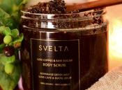 Svelta Luxe Coffee Sugar Body Scrub