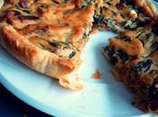 Bacon-Spinach Quiche with Sun-Dried Tomatoes