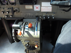 Review Fuel Condition Lever