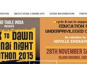 Dusk Dawn Chennai Night Marathon 2015