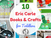 Eric Carle Books Crafts Toddlers