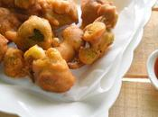 Broccoli Pakora Fritters