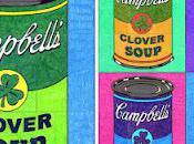 Warhol Soup Mural