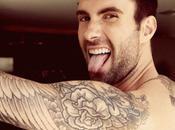 Maroon Front Adam Levine Reveals Cauliflower Tattoo Regret