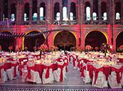 Glamorous Museum Wedding Receptions