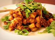 Chickpea Lentil Saute with Apples Curry