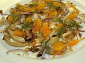 Roasted Fennel Salad