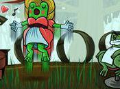 Google's Frog Doodle