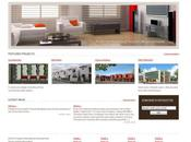 WordPress Business Website Design Real Estate Marketing Campaigns