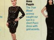 Anna Paquin's Oscar After Party Look Featured