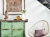 Modern Madrid Loft with Vintage Furnishings