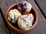 Blackberry Poppyseed Muffins