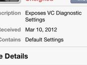 Enable Hidden Debug Settings FaceTime, iMessage Bluetooth