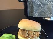 Crock-pot Buffalo Chicken Sandwiches Cleanup