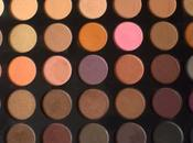 Morphe Brushes Eyeshadow Palette Swatches Review
