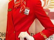 Russian Economist Gets Most Beautiful Stewardess Title