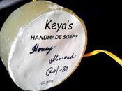 Keya Almond Honey Soap Review