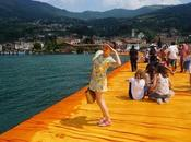Thank Christo {Dressing Floating Piers}