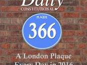 #plaque366 Margot Fonteyn