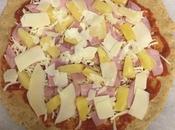 Kodiak Cakes Pizza