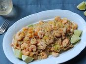 Filipino Pansit with Shrimp Lime YouTube Video