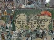 MAGNIFICENT MOSAIC MURALS: Philadelphia's Magic Gardens