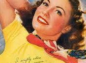 Maybelline's Yankee Doodle Dandy Girl, Joan Leslie, Stars with James Cagney, 1942 Time Favorite July Film