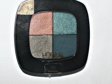 First Impressions L'Oreal's Colour Riche Pocket Palette Haute Hazel