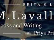 J.M. Lavallee Books Writing