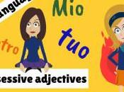 Aggettivi Possessivi. About Possessive Adjectives Italian