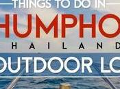 Things Chumphon Outdoor Lovers