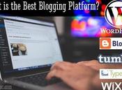 What Best Blogging Platform 2016