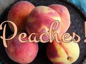 #SundaySupper Preview Peaches!