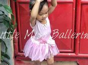 Little Miss Ballerina Halili- Cruz School Ballet