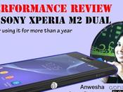 Performance Review Sony Xperia Dual