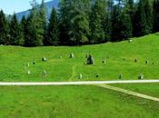 Stone Circles Geomantic Traces. Visit Austria
