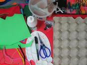 Creativity Carton Animals Craft