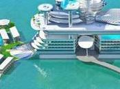 First Floating Hotel Romania, Ready Inauguration