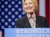 Hillary Clinton Official Nominee Democratic Party
