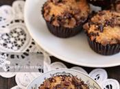 White Chocolate Muffins with Cacao Nibs Crumbs Easy, Melt (Donna Hay)