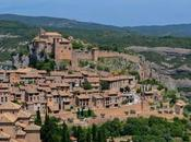 Medieval Village Alquézar (Spain)
