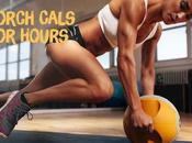 These Magical Workouts Keep Burning Cals Long After Shower
