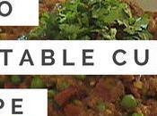Paleo Indian Vegetarian Recipe Vegetable Curry