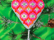West Bargello Ornament Needlepoint Now!