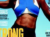 Serena Williams Self Magazine September Twerk into Weekend.