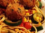 "Vegan ""Chicken"" Meatballs"