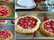 Fresh Strawberry Crostata