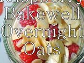 Raspberry Bakewell Overnight Oats